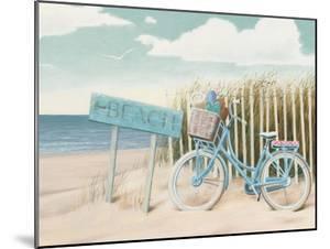 Beach Cruiser II Crop by James Wiens