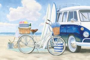 Beach Time I by James Wiens