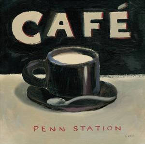 Coffee Spot I by James Wiens