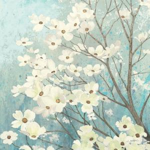Dogwood Blossoms I by James Wiens
