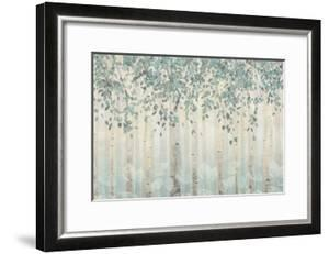 Dream Forest I Silver Leaves by James Wiens