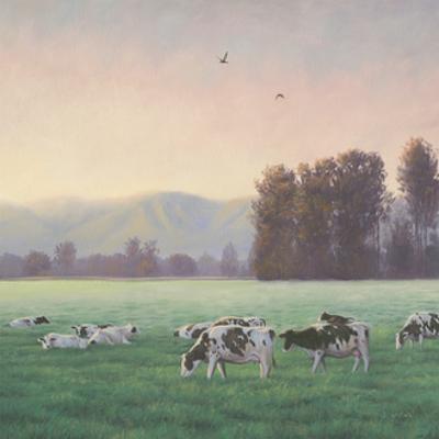 Farm Life V by James Wiens