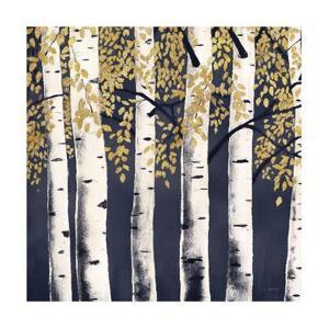 Fresh Forest Indigo II by James Wiens