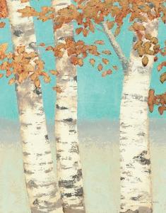 Golden Birches II by James Wiens