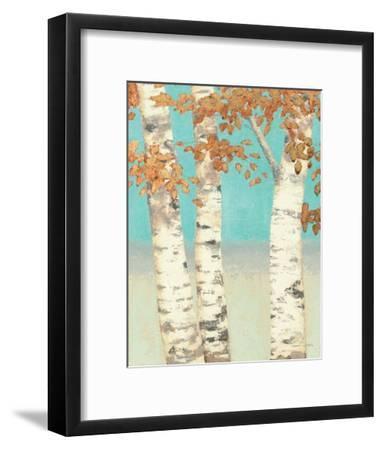 Golden Birches II