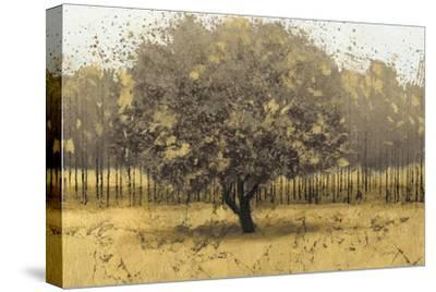 Golden Trees I Taupe