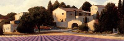 Lavender Fields Panel I