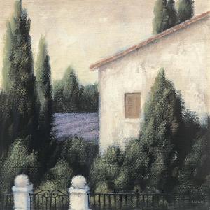 Lavender Villa Detail by James Wiens