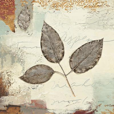 Silver Leaves II by James Wiens
