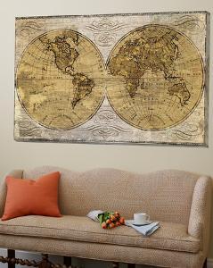 Worldwide I by James Wiens