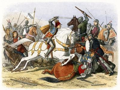 Battle of Bosworth Field, August 1485