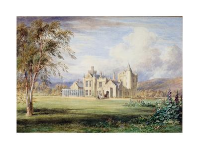 Balmoral Castle, C.1840
