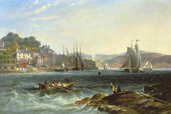 james-wilson-carmichael-rough-seas