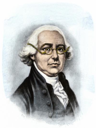 James Wilson of Pennsylvania--Giclee Print