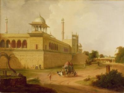 Jami Masjid, Delhi, 1811-Thomas Daniell-Giclee Print