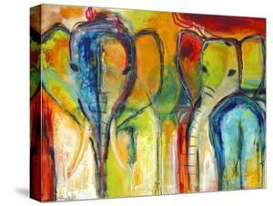 Elephants by Jami Vestergaard