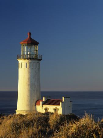 Wa, Cape Disappointment State Park, North Head Lighthouse, Established in 1898