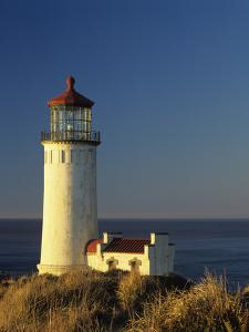 Wa, Cape Disappointment State Park, North Head Lighthouse, Established in 1898 by Jamie And Judy Wild