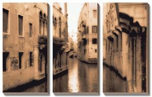 Venice Canal by Jamie Cook