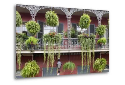 Architecture, French Quarter, New Orleans, Louisiana, USA
