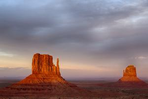 Arizona, Monument Valley, The Mittens by Jamie & Judy Wild