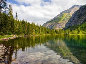 Avalanche Lake, Glacier National Park, Montana, USA by Jamie & Judy Wild