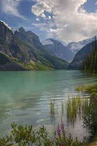 Canada, Banff National Park, Lake Louise by Jamie & Judy Wild