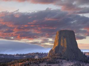 Devils Tower National Monument, Wyoming, USA by Jamie & Judy Wild