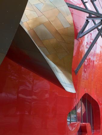 Experience Music Project, Seattle Center, Seattle, Washington, USA by Jamie & Judy Wild