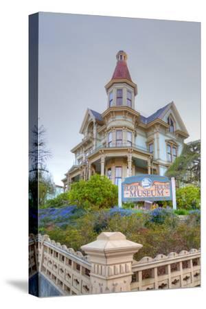 Flavel House, Built in 1885, Astoria, Oregon, USA