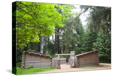 Fort Clatsop, Lewis and Clark National Historic Park, Oregon, USA