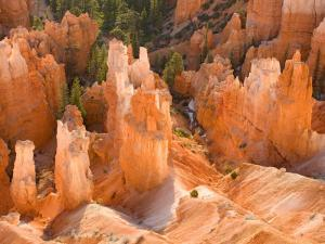 Hoodoos in Bryce Canyon from Inspiration Point, Bryce Canyon National Park, Utah, USA by Jamie & Judy Wild