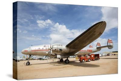 Lockheed L-049 'Constellation', Tucson, Arizona, USA