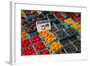 Pike Place Market Signs, Seattle, Washington, USA by Jamie & Judy Wild