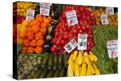 Pike Place Market Signs, Seattle, Washington, USA
