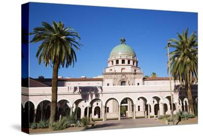 Pima County Courthouse, Tucson, Arizona, USA