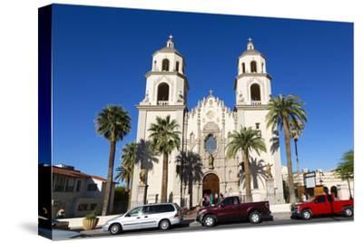 Saint Augustine Cathedral, Tucson, Arizona, USA