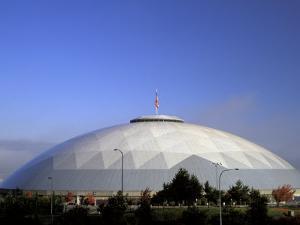 Tacoma Dome, Tacoma, Washington by Jamie & Judy Wild