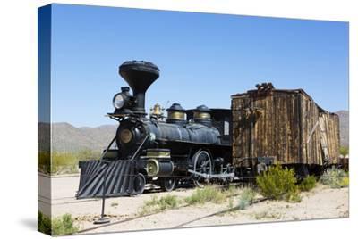 The Reno Locomotive, Old Tucson Studios, Tucson, Arizona, USA