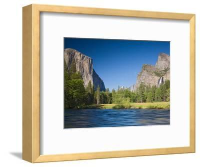 Valley View with El Capitan, Yosemite National Park, CA