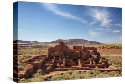 Wukoki Pueblo, Wuptaki National Monument, Arizona, USA