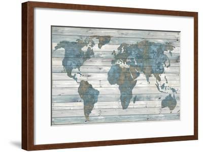 World on Wood