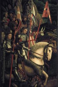 Ghent Altarpiece by Jan and Hubert Van Eye