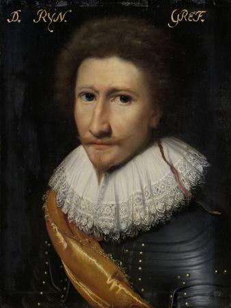 Portrait of Johann Conrad Von Salm