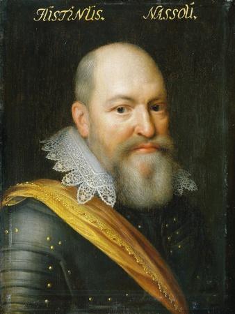Portrait of Justinus Van Nassau
