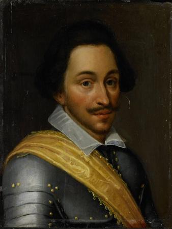 Portrait of Philips, Count of Nassau