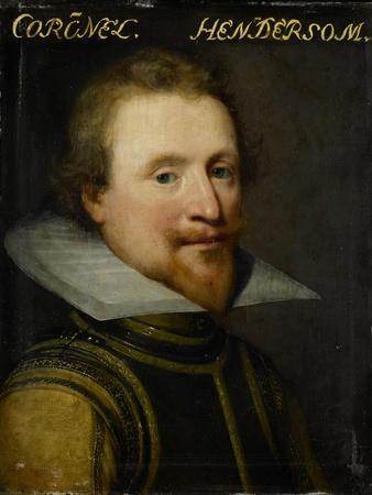 Portrait of Sir Robert Henderson of Tunnegask, Colonel of the Scotch Guards