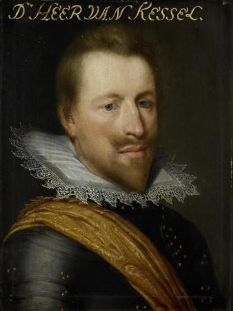 Portrait of Willem Adriaen