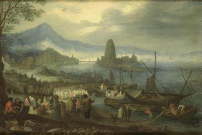 Sermon on the Sea of Galilee