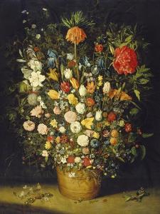 Blumenstrauss. Nach 1607 by Jan Brueghel the Elder
